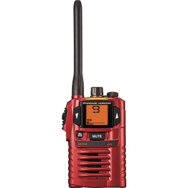 八重洲無線(株) スタンダード 特定小電力トランシーバー SR70A-R JP