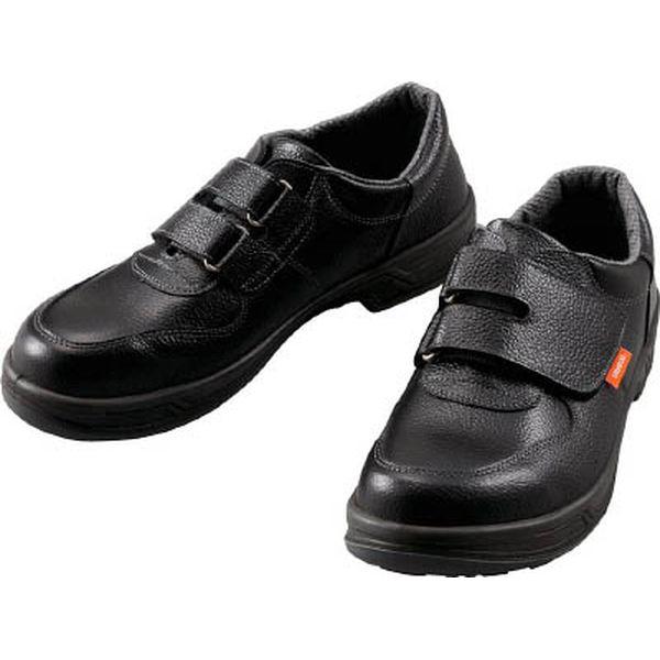 【メーカー在庫あり】 トラスコ中山(株) TRUSCO 安全靴 短靴マジック式 JIS規格品 23.5cm TRSS18A-235 JP