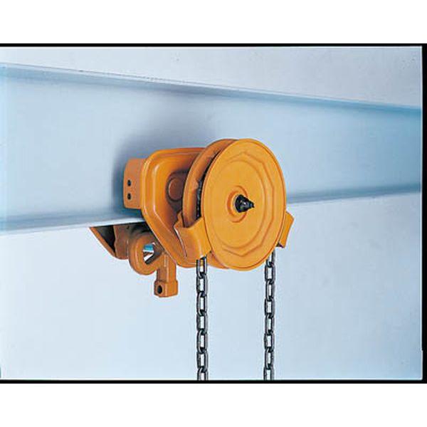 【メーカー在庫あり】 (株)キトー キトー ユニバーサルギヤードトロリ TS形 1tx2.5m TSG-010 JP