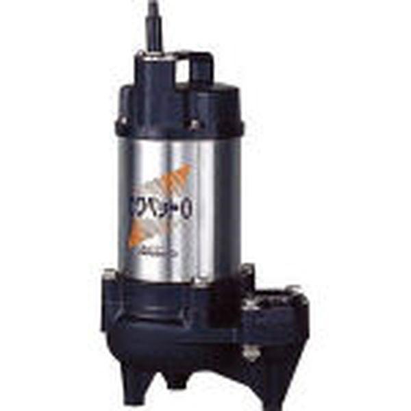 WUO35060.75T4G (株)川本製作所 川本 排水用樹脂製水中ポンプ(汚物用) WUO3-506-0.75T4G JP