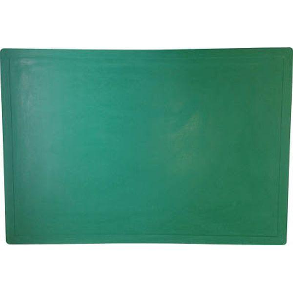 【メーカー在庫あり】 トラスコ中山(株) TRUSCO 粘着マットフレーム 600X1200MM用 グリーン CM6012-BASE-GN JP