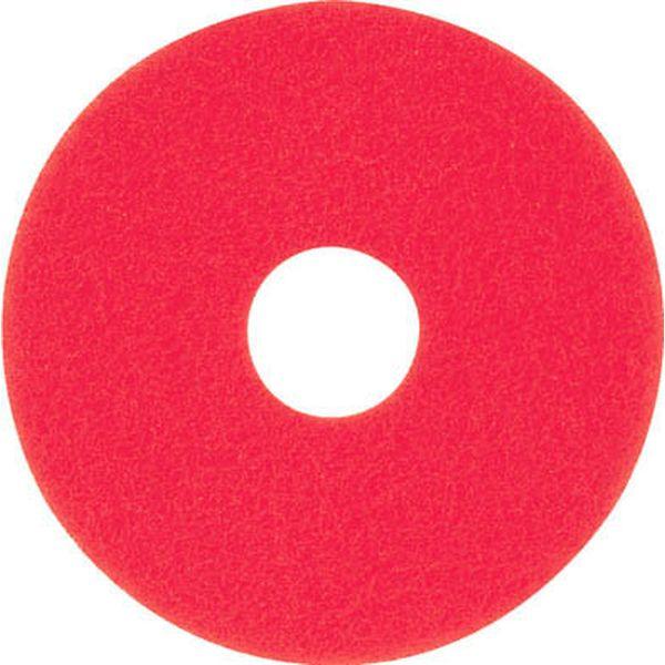 【メーカー在庫あり】 アマノ(株) アマノ フロアパッド17 赤 5枚入り HAL700800 JP