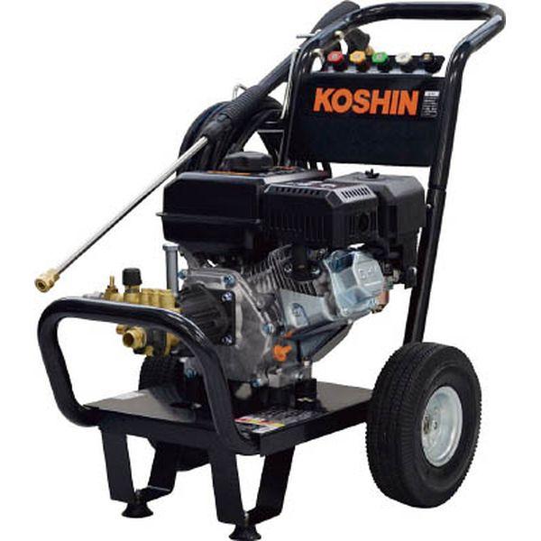 【メーカー在庫あり】 (株)工進 工進 エンジン式高圧洗浄機 JCE-1408UDX JP
