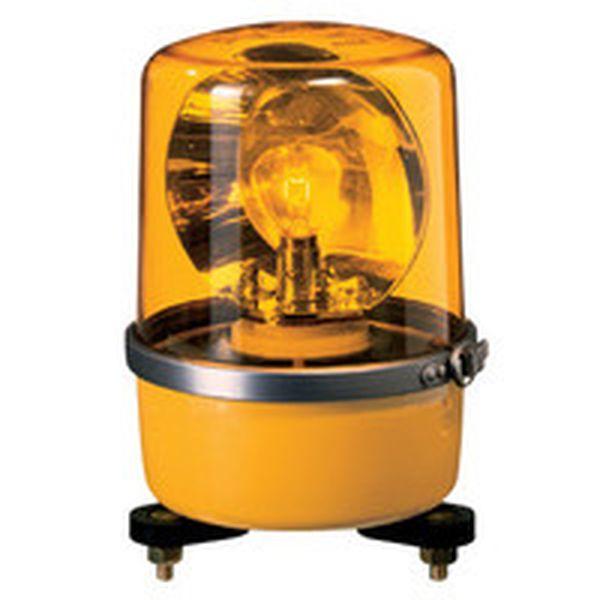 【メーカー在庫あり】 SKP110A (株)パトライト パトライト SKP-A型 中型回転灯 Φ138 黄 SKP-110A JP