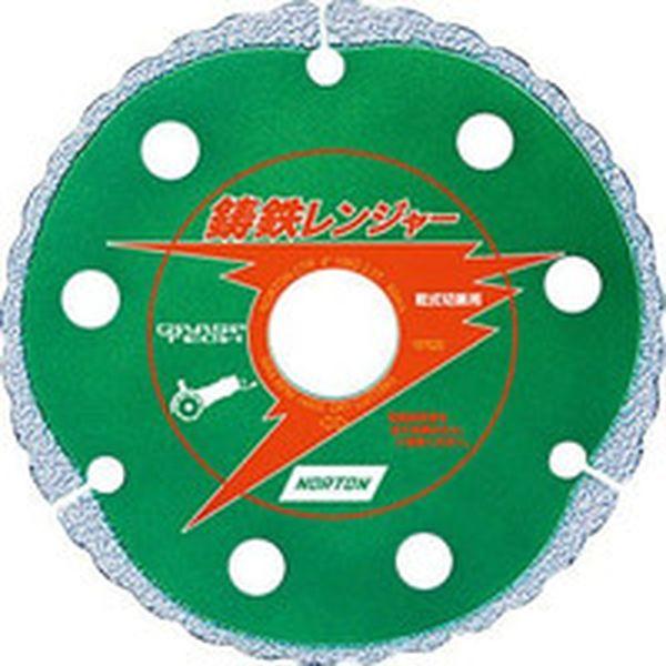 サンゴバン(株) NORTON ダイヤモンドカッター 鋳鉄レンジャー106x2.0x20 221004-70001 JP