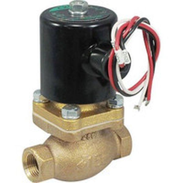 【メーカー在庫あり】 CKD(株) CKD 水用パイロットキック式2ポート電磁弁 200V PKW-04-27-AC200V JP