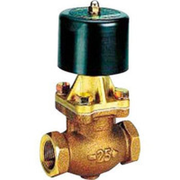 【メーカー在庫あり】 CKD(株) CKD 水用パイロットキック式2ポート電磁弁 200V PKW-10-27-AC200V JP