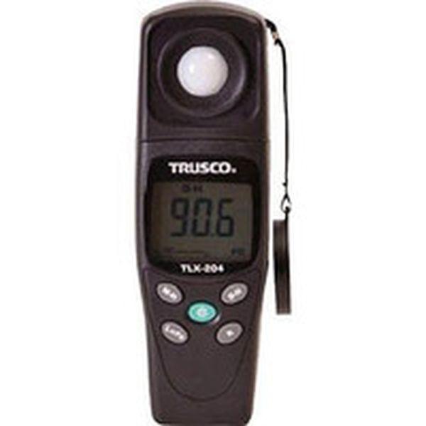 【メーカー在庫あり】 トラスコ中山(株) TRUSCO デジタル照度計 TLX-204 JP