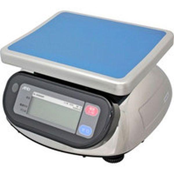 【A&D(エーアンドデイ)】 (1台) ウォーターボーイ デジタル防水はかり A&D SL-5000WP