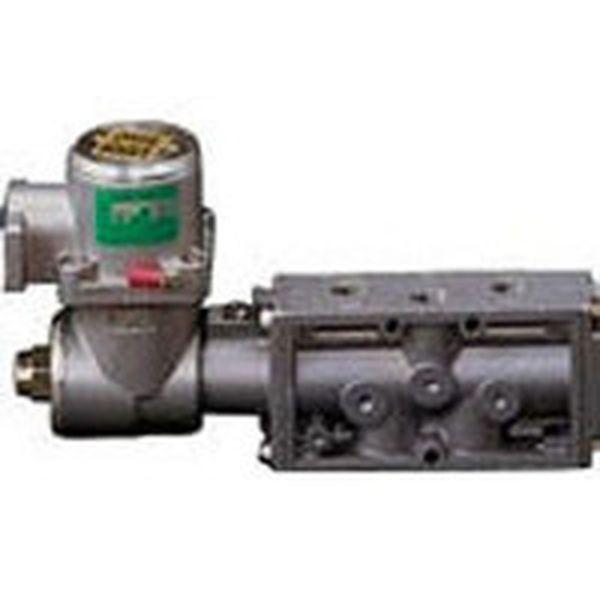 【メーカー在庫あり】 CKD(株) CKD パイロット式 防爆形5ポート弁 4Fシリーズ(ダブルソレノイド) 4F320E-10-TP-AC100V JP