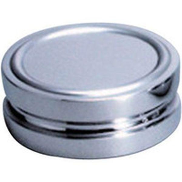 【メーカー在庫あり】 新光電子(株) ViBRA 円盤分銅 5kg M1級 M1DS-5K JP, ヤマグチシ 48180616