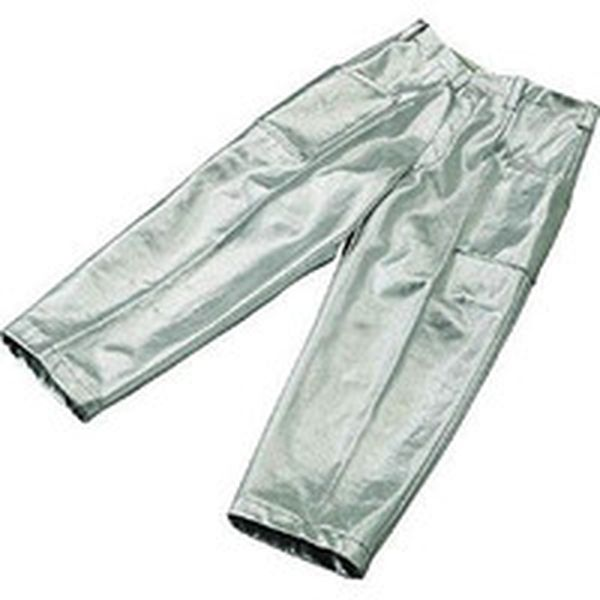 【メーカー在庫あり】 トラスコ中山(株) TRUSCO スーパープラチナ遮熱作業服 ズボン Lサイズ TSP-2L JP