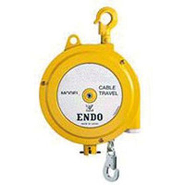 【メーカー在庫あり】 遠藤工業(株) ENDO スプリングバランサー 50~60Kg 2.5m ELF-60 JP