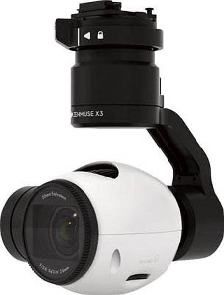 - DJI DJI INSPIRE1 NO.40 ジンバル&カメラユニット D-115370 JP