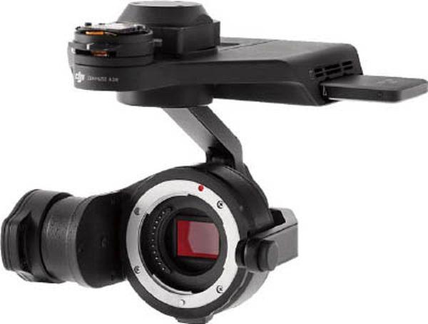 - DJI DJI Zenmuse X5R NO.1 ジンバル&カメラ(レンズなし) D-121517 JP