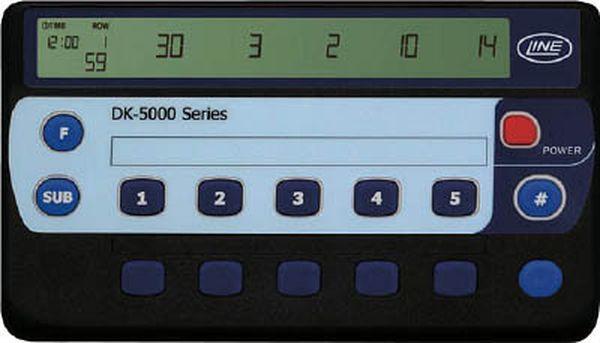 ライン精機(株) ライン精機 電子数取器 10連式 DK-5010C JP
