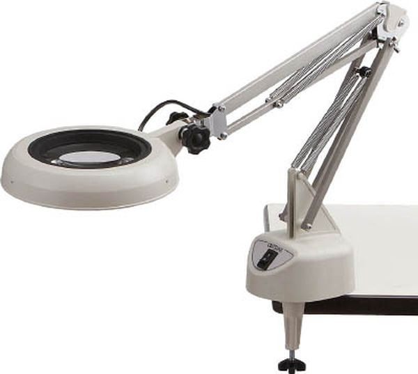 (株)オーツカ光学 オーツカ 光学 LED照明拡大鏡 SKKL-CF型 4倍 SKKL-CFX4 JP