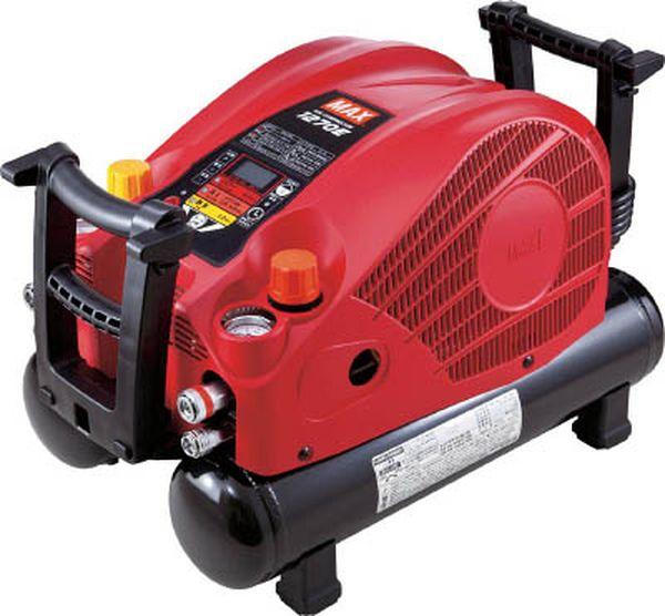 【メーカー在庫あり】 マックス(株) MAX 45気圧スーパーエアコンプレッサ 高圧・常圧兼用 AK-HL1270E JP