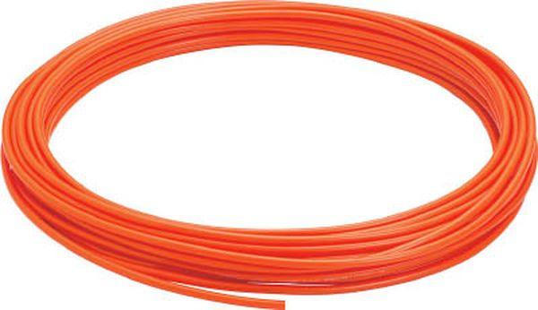 【メーカー在庫あり】 (株)日本ピスコ ピスコ ポリウレタンチューブ オレンジ 12×8 100M UB1280-100-O JP