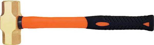 【メーカー在庫あり】 スナップオン・ツールズ(株) バーコ ノンスパーキングスレッジハンマー NS502-2500-FB JP