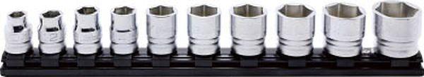 【メーカー在庫あり】 (株)山下工業研究所 コーケン 12.7mm差込 Z-EAL6角ソケットレールセット 10ヶ組 RS4400MZ/10 JP