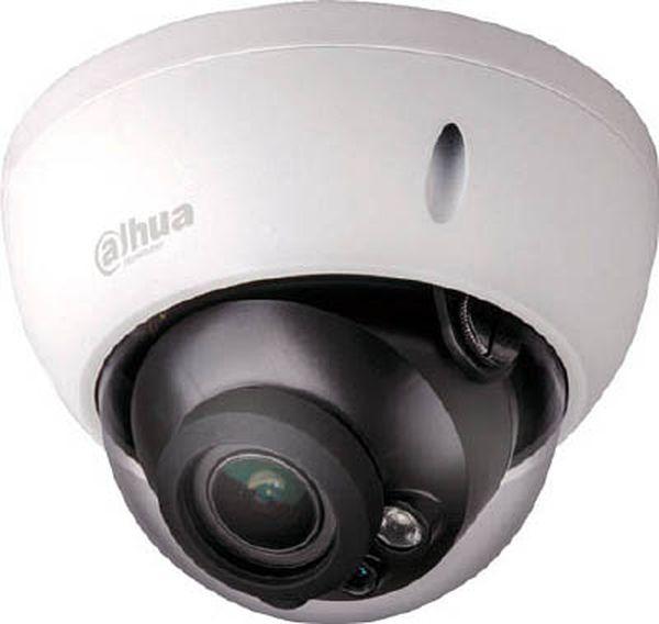 【メーカー在庫あり】 Dahua社 Dahua 1M IR防水ドーム型カメラ φ122×89 ホワイト DH-HAC-HDBW1100RN-VF JP