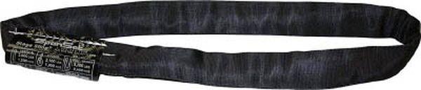 【メーカー在庫あり】 SPANSET社 SPANSET ブラックエンターテイメントスリング RS-B-2T折り 6M RS-B-2T-6M JP
