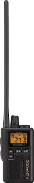 【メーカー在庫あり】 (株)JVCケンウッド ケンウッド 特定小電力トランシーバー ブラック UBZ-M51LB JP