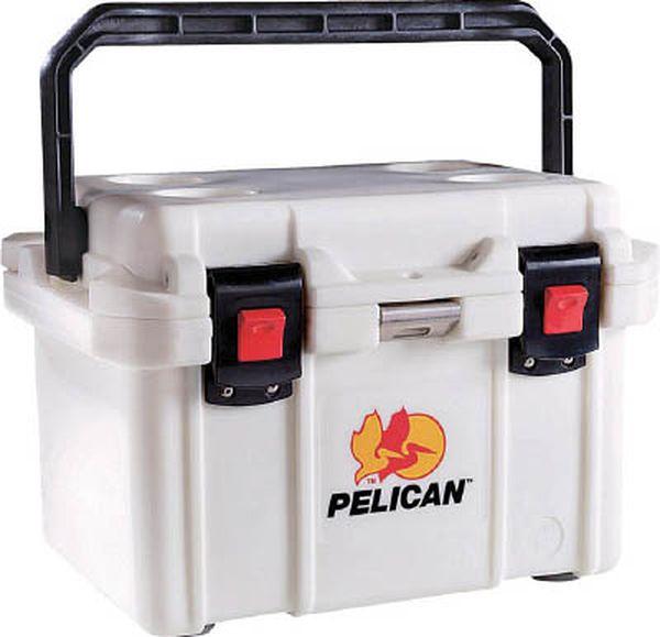 【メーカー在庫あり】 PELICAN PELICAN 20QT エリートクーラー マリンホワイト 3220QMCWHT JP