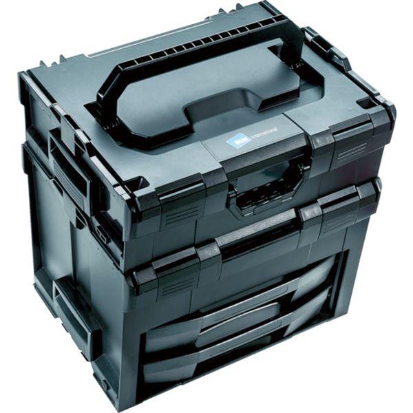 【メーカー在庫あり】 118.01 B&W社 B&W ツールケース LBOXX 118.01 118-01 JP店