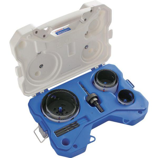 【メーカー在庫あり】 LENOX社 LENOX バイメタルホールソーセット 排水マス用 500G 30374500G JP店