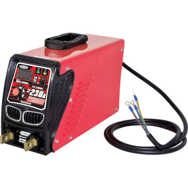 BM2230DA 日動工業(株) 日動 デジタルインバーター直流溶接機 BMウェルダー230 単相200V専用 BM2-230DA JP店