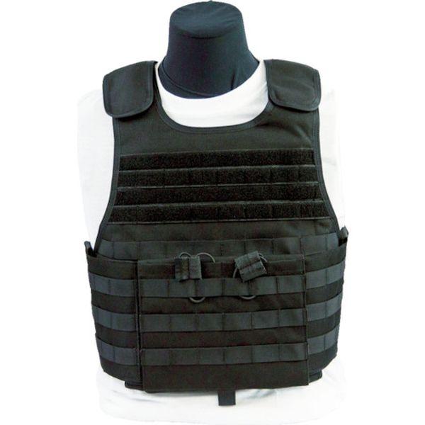 【メーカー在庫あり】 F500777RSBLKL U.S. US Armor Armor 防弾ベスト MSTV500(6000) ブラック L F-500777-RS-BLK-L JP店