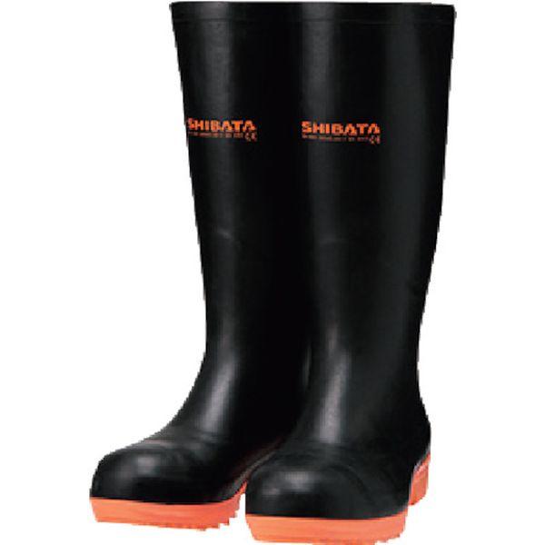 【メーカー在庫あり】 IE02026.0 シバタ工業(株) SHIBATA 安全耐油長靴(ヨーロッパモデル) IE020-26-0 JP店