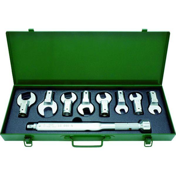 【メーカー在庫あり】 旭金属工業(株) ASH トルクレンチスパナヘッドセットLC090N+12-27mm LCS3000 JP店