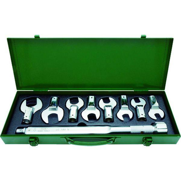 【メーカー在庫あり】 旭金属工業(株) ASH トルクレンチスパナヘッドセットLC180N+17-36mm LCS4000 JP店