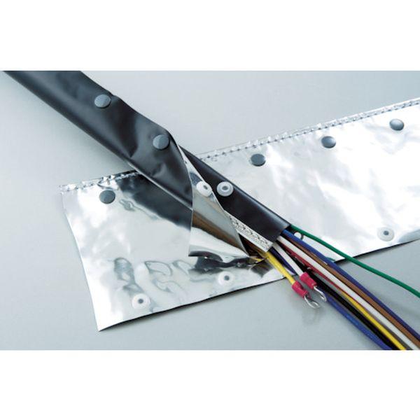 【メーカー在庫あり】 OTF25 日本ジッパーチュービング(株) ZTJ 電磁波シールド チューブ・ホックタイプ φ25 OTF-25 JP店