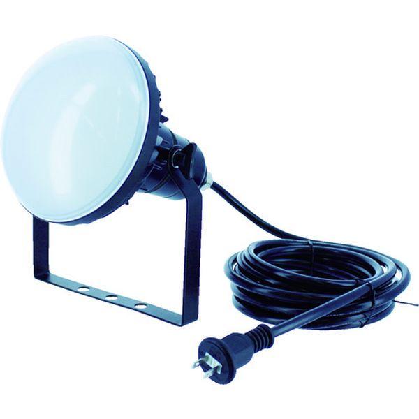 【メーカー在庫あり】 RTLE510 トラスコ中山(株) TRUSCO LED投光器 DELKURO 50W 10m RTLE-510 JP店