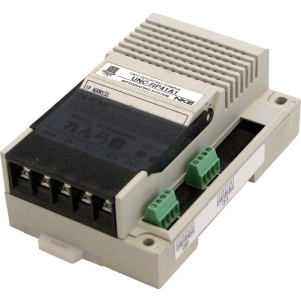 【メーカー在庫あり】 UNCRP41A1A NKE(株) NKE れんら君 アナログタイプ 電流入力0-20mA ACアダプタ付き UNC-RP41A1A JP店