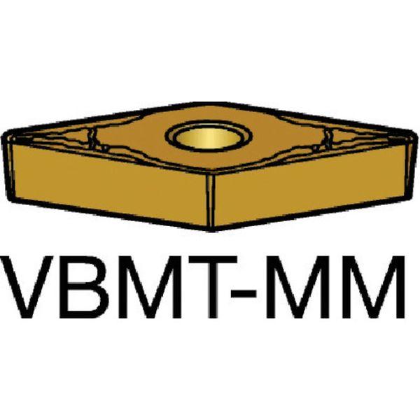 【メーカー在庫あり】 160412MM サンドビック(株)コロマントカンパニー サンドビック コロターン107 旋削用ポジ・チップ 2015 10個入り VBMT JP店