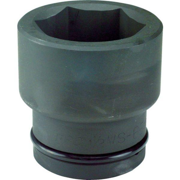 【メーカー在庫あり】 1.12WS80 フラッシュツール(株) FPC インパクト ショート ソケット 差込角38.1mm 対辺80mm (3. 1.1/2WS-80 JP