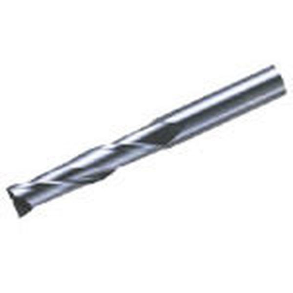 【メーカー在庫あり】 三菱マテリアル(株) 三菱K 2枚刃汎用エンドミルロング40.0mm 2LSD4000 JP