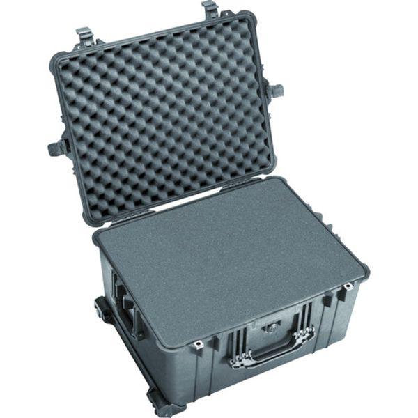 【メーカー在庫あり】 PELICAN PRODUCTS社 PELICAN 1620 (フォームなし)黒 630×492×352 1620NFBK JP