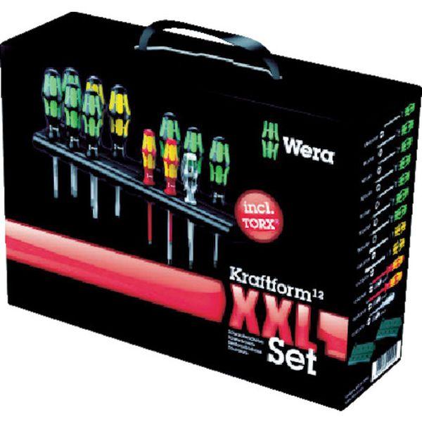 【メーカー在庫あり】 Wera社 Wera クラフトフォームXXL TX ドライバーセット 051011 JP