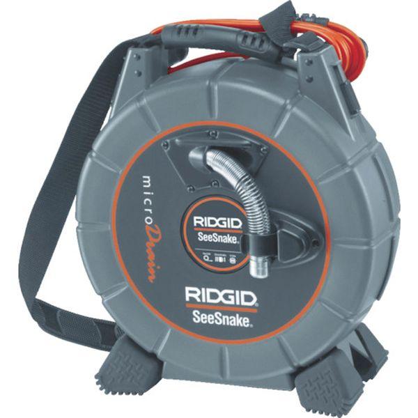 【メーカー在庫あり】 Ridge Tool Compan RIDGE マイクロドレインD65Sリール 22M シースネイク用 37468 JP