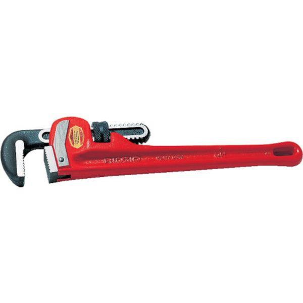 【メーカー在庫あり】 Ridge Tool Compan RIDGE 強力型ストレート パイプレンチ 1200mm 31040 JP