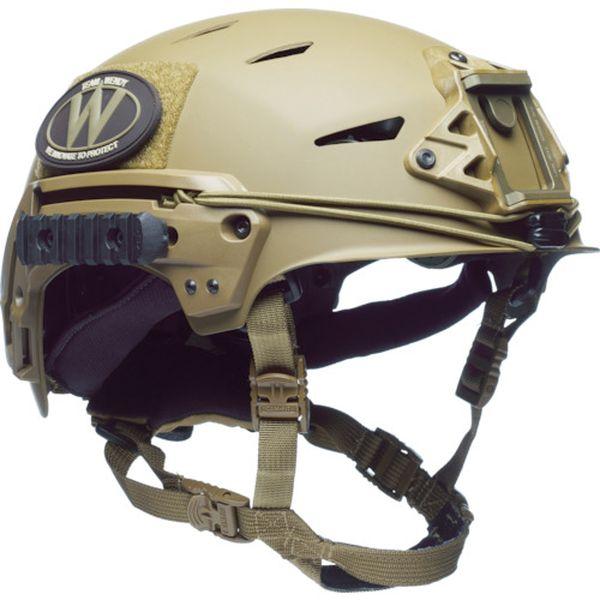 【メーカー在庫あり】 TEAM TEAMWENDY Exfil カーボンヘルメット Zorbiumフォームライナ 71-Z32S-B31 JP