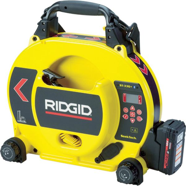低価格の 【メーカー在庫あり】 Ridge Ridge Tool Tool Compan RIDGE シークテック発信器 JP ST‐33Q+ 49338 JP, 江戸屋:71605197 --- mail.viradecergypontoise.fr