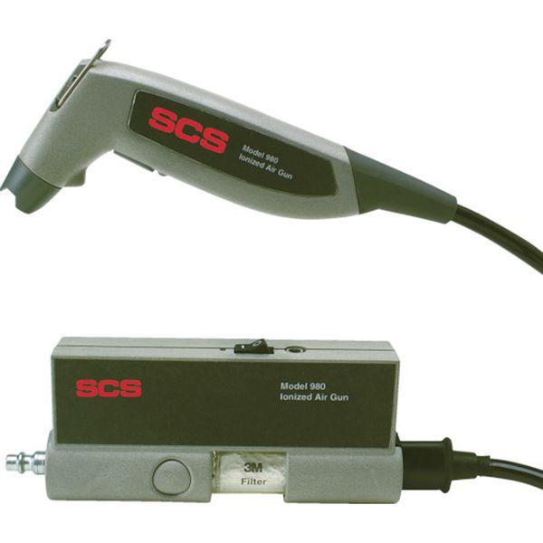 【メーカー在庫あり】 DESCO JAPAN(株) SCS イオナイズドエアーガン 980 980 SCS JP