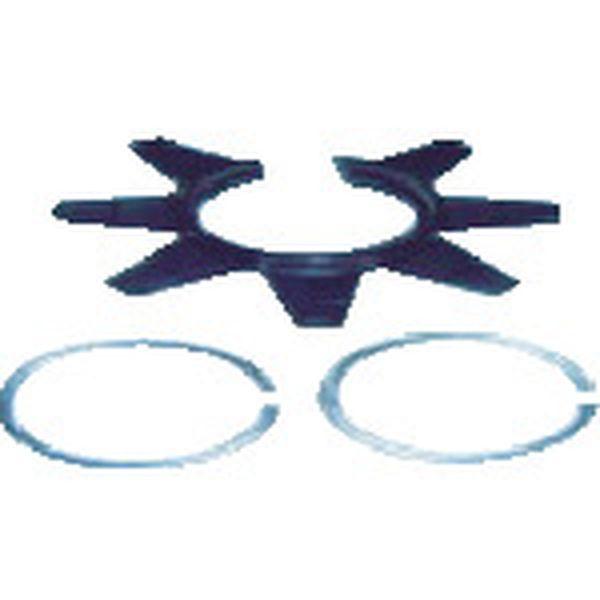 【メーカー在庫あり】 Ridge Tool Compan RIDGE ミニシースネイク14063用センタリングスターガイド(6個入り) 95507 JP